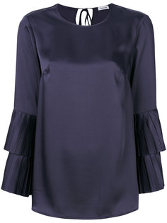 плиссированная многослойная блузка  P.A.R.O.S.H.