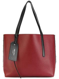 объемная сумка Jimmy Choo