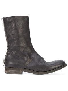 ботинки на молнии A Diciannoveventitre