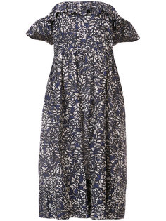 платье с цветочным принтом Apiece Apart