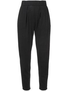 укороченные брюки с высокой талией Raquel Allegra