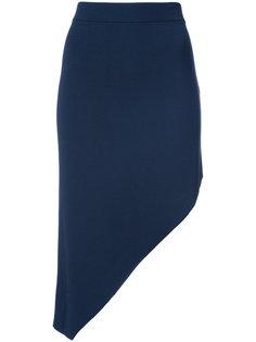 асимметричная юбка-карандаш Jonathan Simkhai