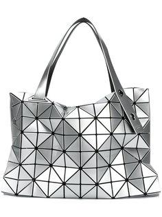 сумка-тоут с отделкой геометрической формы Bao Bao Issey Miyake