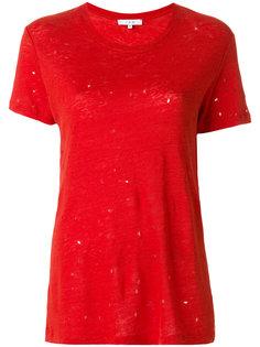 футболка Clay с эффектом потертости Iro