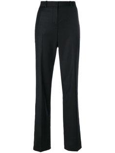 брюки с золотистыми полосками сбоку  Givenchy