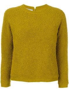 классический трикотажный свитер Prada