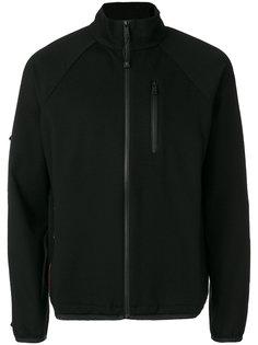классическая куртка узкого кроя Prada