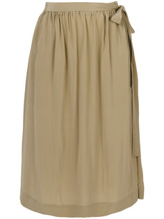 юбка с оборками Tomas Maier