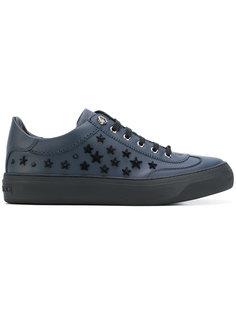 кроссовки на шнуровке Jimmy Choo