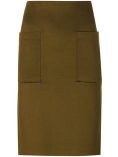 классическая юбка-карандаш By Malene Birger