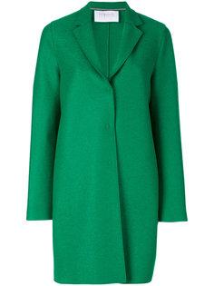 приталенное классическое пальто Harris Wharf London