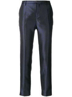 классические брюки с вышивкой Essentiel Antwerp