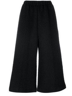 укороченные брюки-палаццо  Mm6 Maison Margiela