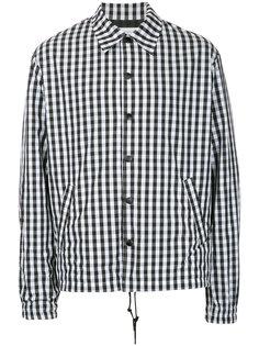 клетчатая рубашка Facetasm