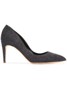 туфли с фактурной отделкой Rupert Sanderson