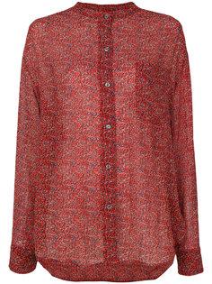 блузка с принтом  Isabel Marant Étoile