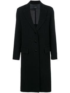 длинное пальто  Joseph