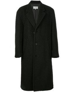 классическое пальто на пуговицах Maison Margiela