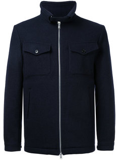 куртка с накладными карманами Kent & Curwen