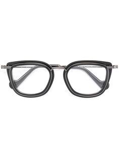 очки в квадратной оправе Moncler