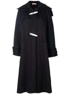 пальто Duffle с капюшоном  Marni