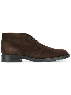 ботинки на шнуровке Tods Tod`S