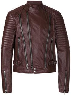 укороченная куртка на молнии Diesel Black Gold