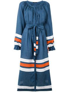 платье-макси с полосками Vita Kin