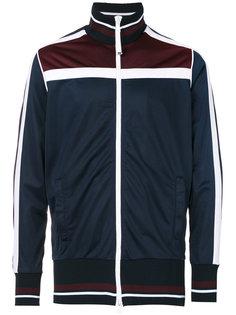 куртка с контрастными полосками Diesel Black Gold