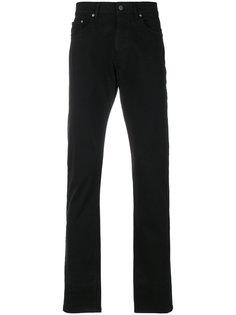 однотонные брюки-чинос Bottega Veneta