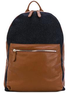 рюкзак с контрастным карманом Eleventy