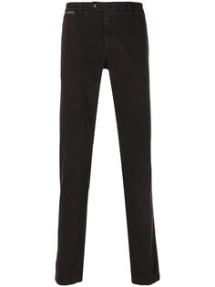 узкие брюки-чинос Eleventy