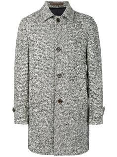 классическое пальто на пуговицах Eleventy