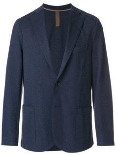 пиджак с накладными карманами Eleventy
