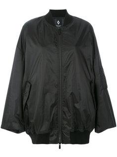 куртка-бомбер свободного кроя с принтом Marcelo Burlon County Of Milan