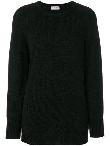 трикотажный свитер Lanvin