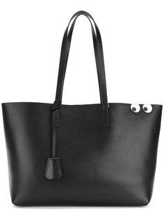 сумка-шоппер Eyes Anya Hindmarch