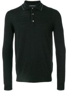 вязаная рубашка-поло Pal Zileri