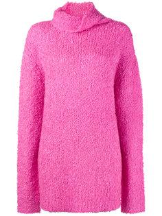 вязаный свитер с большим воротником Sies Marjan