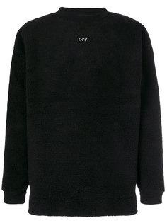 свитер Seeing Things  Off-White