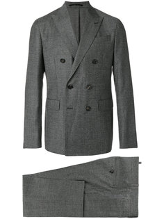 классический двубортный костюм  Dsquared2