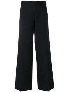 расклешенные классические брюки Victoria Beckham