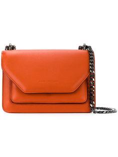 сумка с многослойными лямками Elena Ghisellini