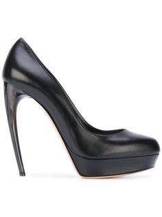 туфли-лодочки на каблуке  Alexander McQueen