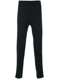 брюки с заниженным шаговым швом  Ann Demeulemeester