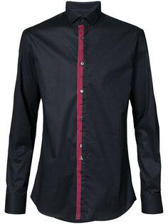 рубашка с контрастной окантовкой Philipp Plein