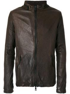 куртка с двухсторонней застежкой-молнией Giorgio Brato