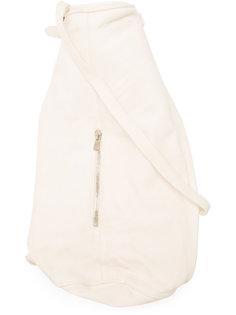 объемная сумка-почтальонка Guidi