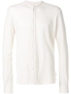 рубашка с узким воротником-стойкой Ermanno Scervino