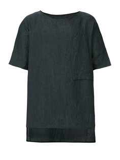 футболка с круглым вырезом Alchemy